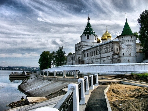 На поклонной горе московский